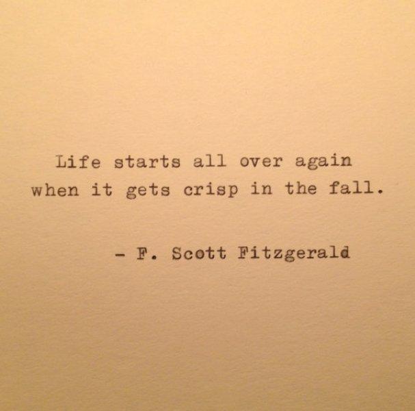 Life starts again