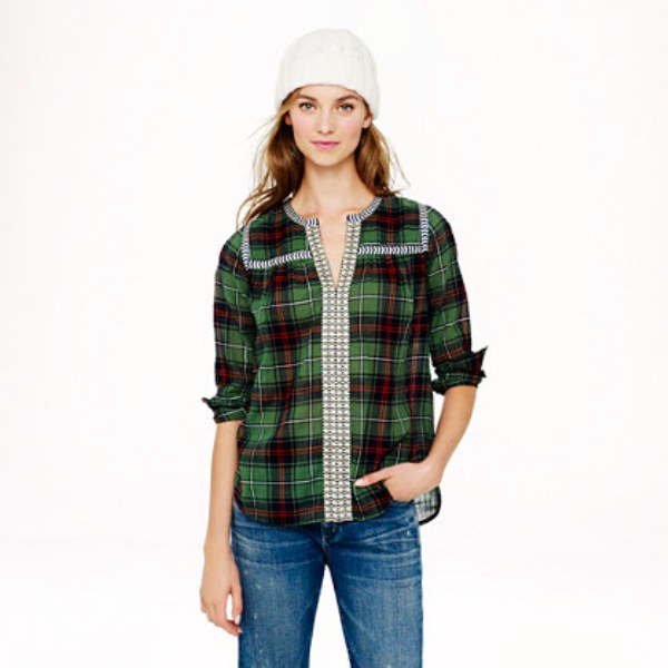 Peasant Plaid