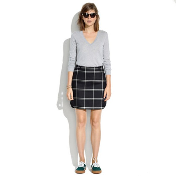 Tartan Plaid Skirt