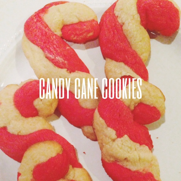 candy cane cookies | a little staircase wit