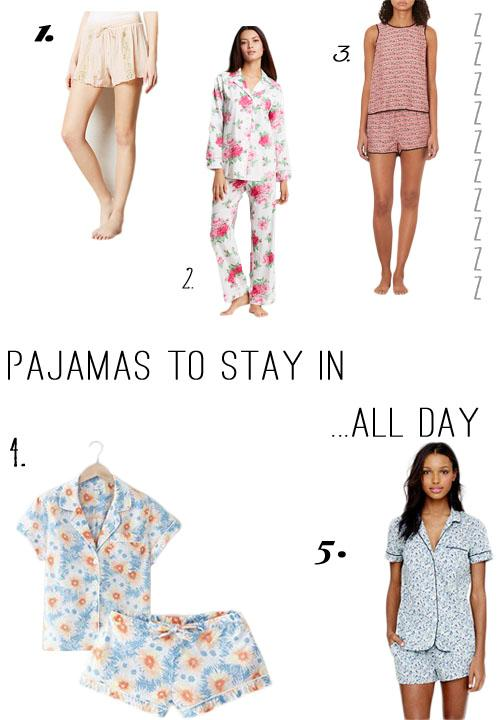 PJ's for all day