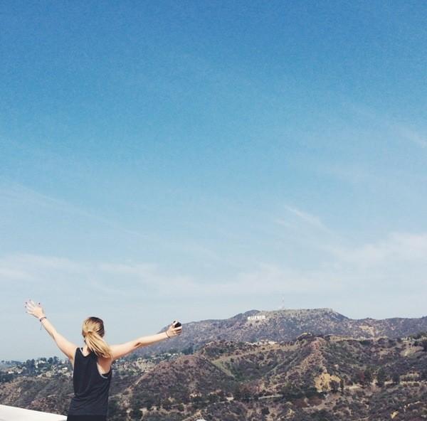top of LA