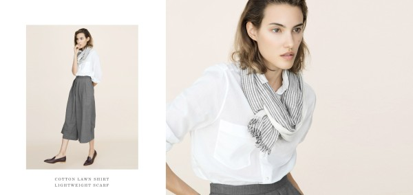 Everlane Fall Lookbook