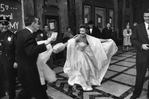 1953 Academy Awards, Sandra White