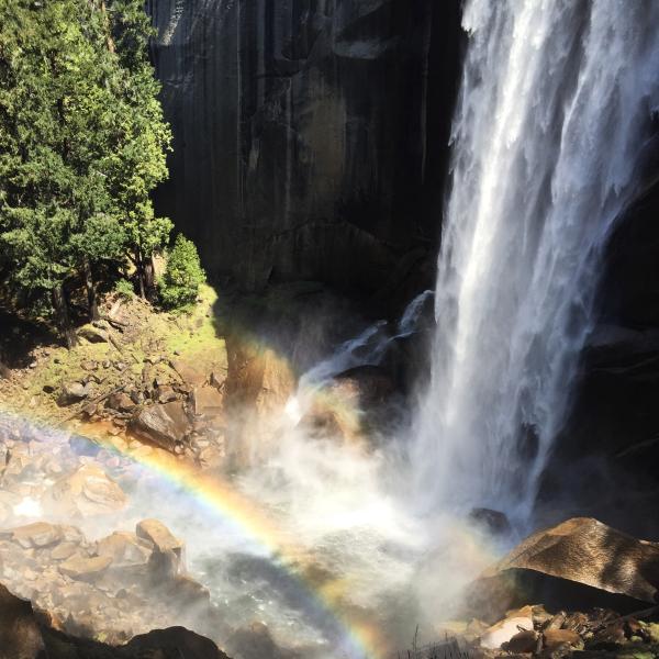 Vernal Falls Glory