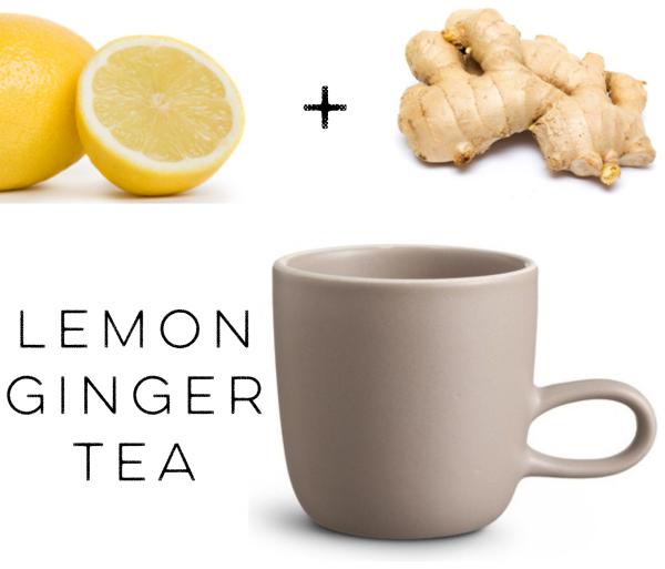 lemon ginger ritual