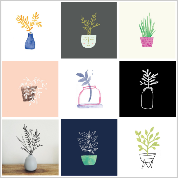 JPB 100 Plants