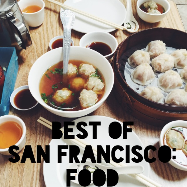 Best of SF: Food Edition