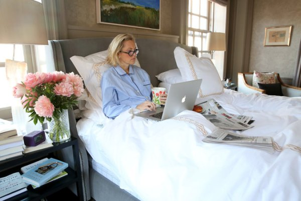 Sunday Routine: Ali Wentworth