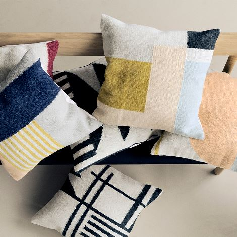ferm LIVING cushions