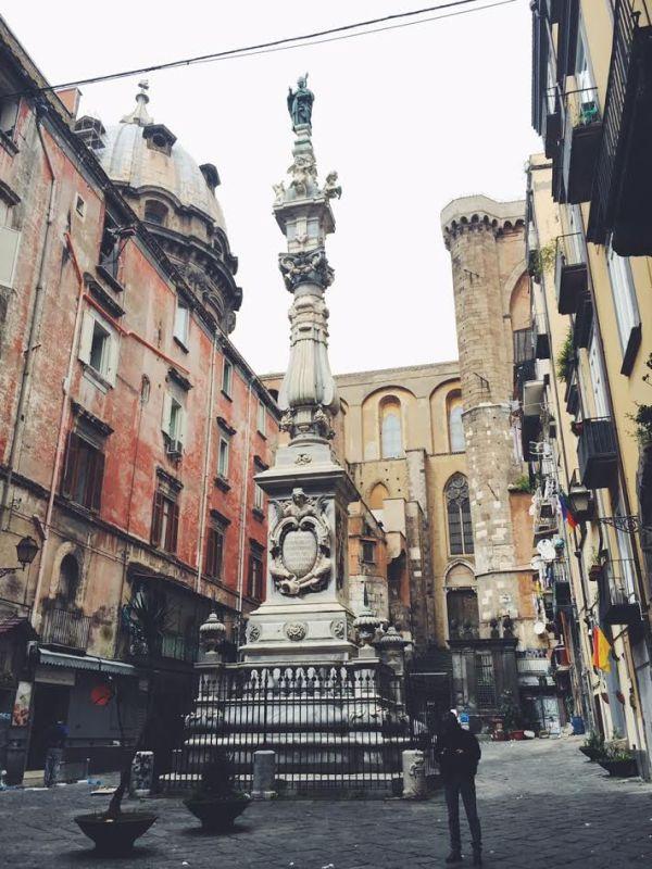 Adler's in Italy