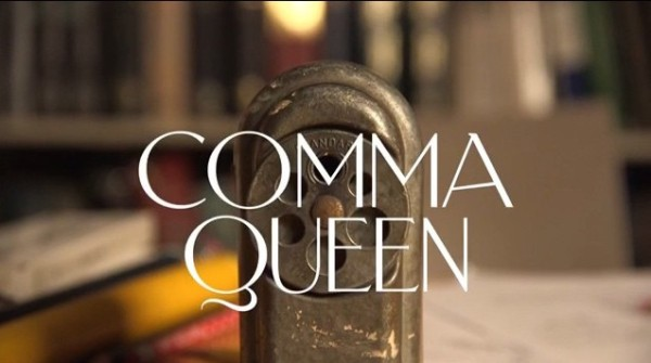 "The Comma Queen ""The Illustrious Ampersand"""