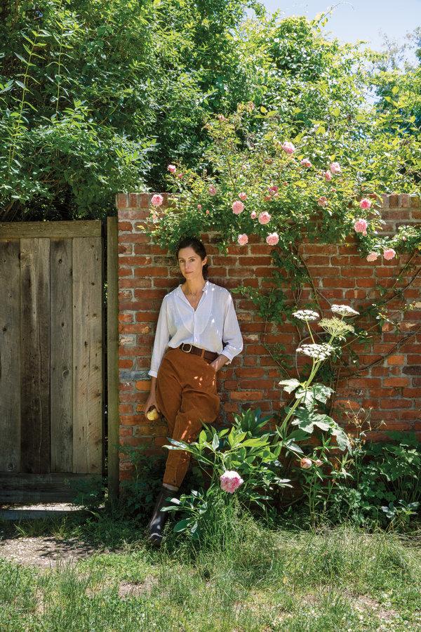 Anna Wintour's Wild Garden