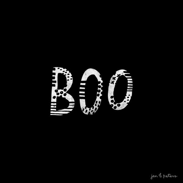 Boo by Jen B. Peters